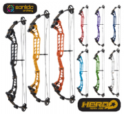 Sanlida Hero Compound Bow  - In stock